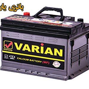 باتری 100 آمپر واریان صبا باتری