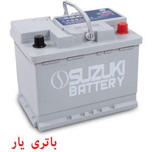 باتری 100 آمپر سوزوکی سپاهان باتری