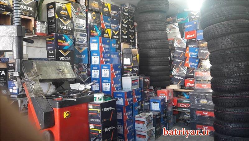 باتری فروشی هشتگرد : نمایندگی باتری در هشتگرد ، باتری ماشین در هشتگرد