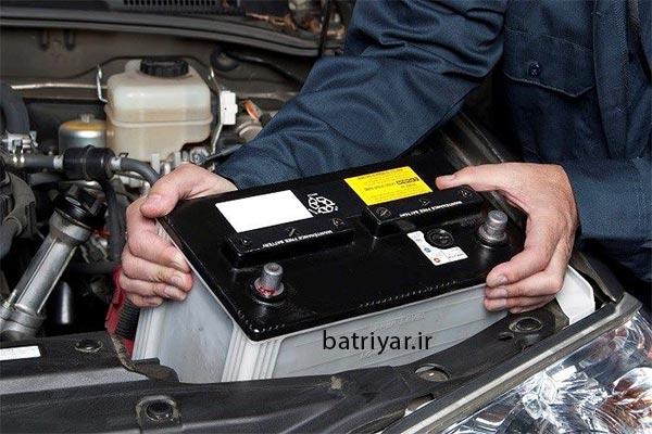 استانداردهای باتری کره ایی