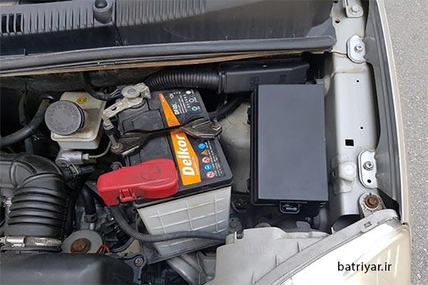 باتری های کره ایی اصل