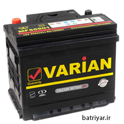 باتری ماشین واریان